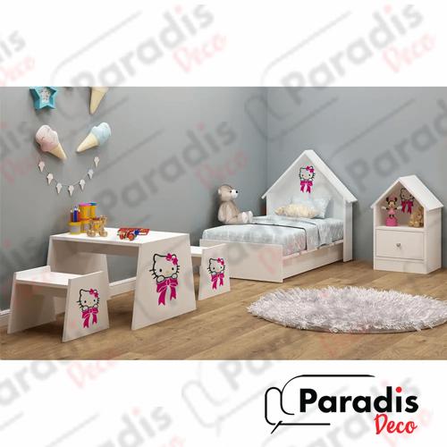 Chambre Enfant-Tunisie