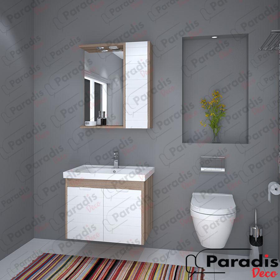 Élément salle de bain (ESB-047)